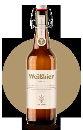 Bierflasche Weissbier