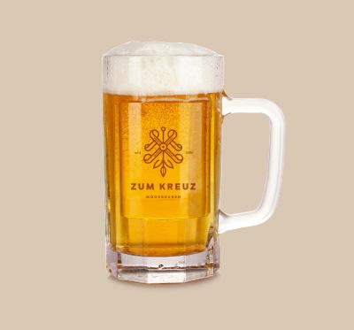handwerkliche hausgebraute Biere
